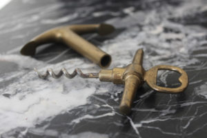 Corkscrew French Vintage Anchor hidden : The French Antique Store