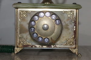 Antique French Phone : The French Antique Store