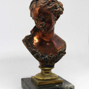French Heavy Ornamental Bronze 2 The French Antique Store