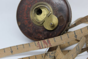Chestermans Patent Sheffield Tape Measure 10M The French Antique Store