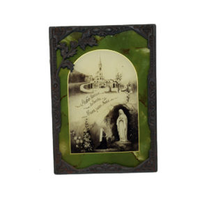 Art Nouveau Picture Frame The French Antique Store