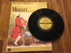 Brahms Mozart Beethoven The Great Musicians Records The French Antique Store 2