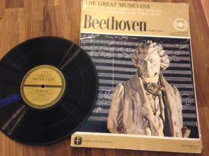 Brahms Mozart Beethoven The Great Musicians Records The French Antique Store 7
