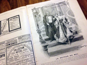 Lillustration 8 decembre 1900 The French Antique Store 3