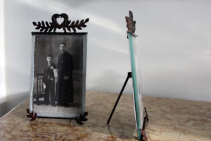 Vintage French Photo Frame : The French Antique Store