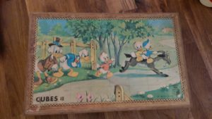 Vintage Disney Jigsaww : The French Antique Store