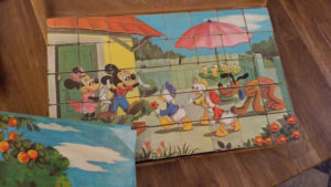 French Vintage Jigsaw : The French Antique Store