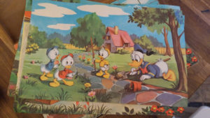 Vintage French Jigsaw Toy : The French Antique Store