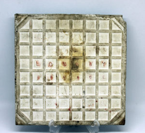 Longwy France 1875-1939 Square Enamel The French Antique Store 5