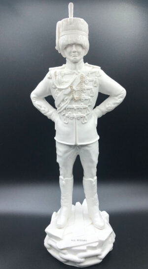 churchill michael sutty porcelaine white limited edition collectible 3