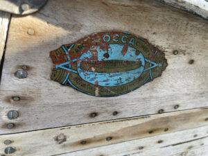Rocca Canoe Paris 1930s Vintage 2